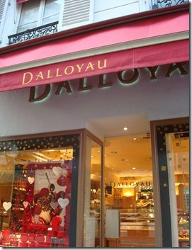 Dalloyau Shop
