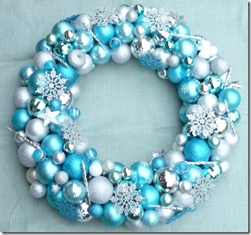 Tiffany Wreath