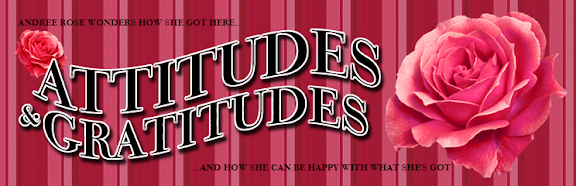 Attitudes and Gratitudes