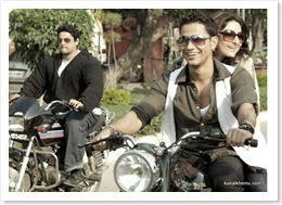 Kunal Khemu in movie 99