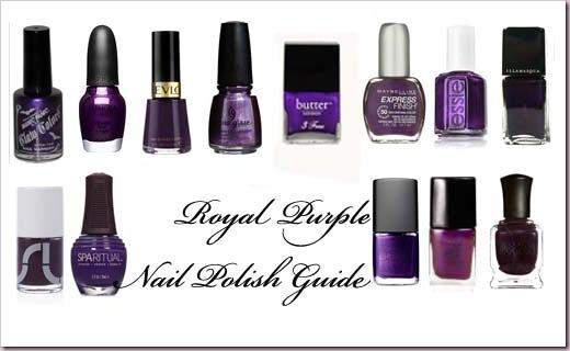 royalpurplenail