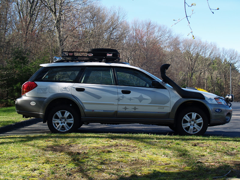 Subaru Outback - Subaru Outback Forums - Superu lift kit ...