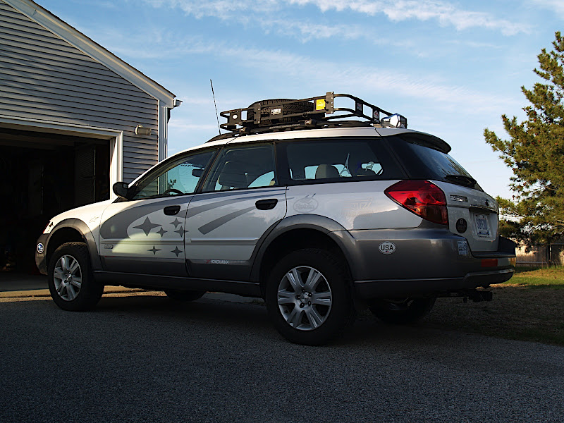 Subaru Outback Lift Kit >> Lift kit installed on my Outback! - Subaru Forester Owners Forum