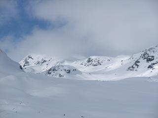 Deilig skitur på Haukeli
