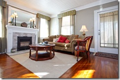 601 N Pine_living room