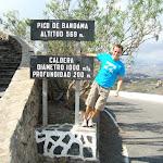 Caldera de Bandama und Pico de Bandama