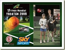 Tenis MAPE 2009