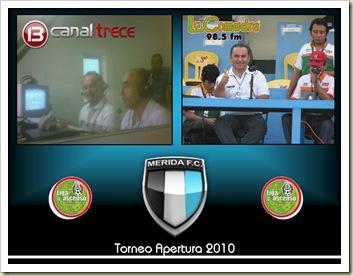 Transmisiones Mérida F.C. 2010