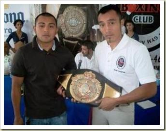 Silverio Ortiz y Didier Basulto