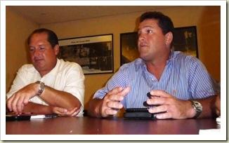 Mauricio y Arturo Millet Reyes (archivo)