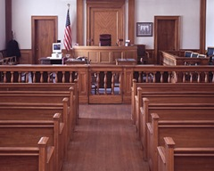 our courtroom