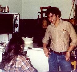 Shawn & me, 1980