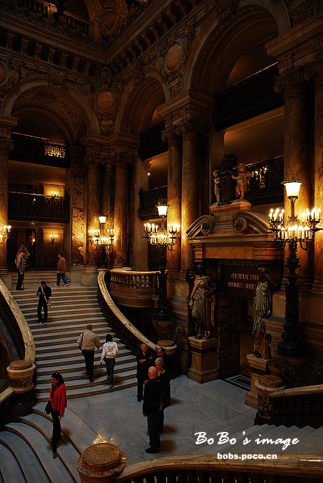 极尽奢华 -- 巴黎歌剧院 - 清韵 - 清韵的博客
