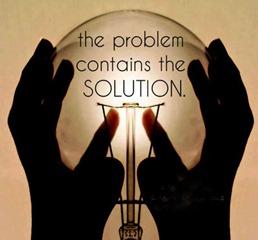 Проблема содержит в себе и решение!