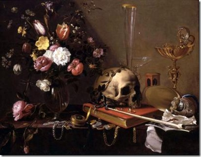 adriaen_van_utrecht-_vanitas_-_still_life_with_bouquet_and_skull-1642