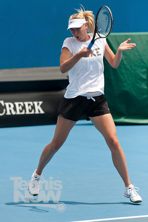 maria sharapova 2011 australian open dress. maria winning australian x