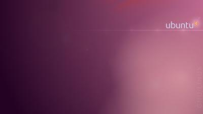 ubuntu 10.04 wallpaper logo