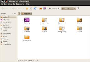 nautilus ubuntu 10.04 lucid