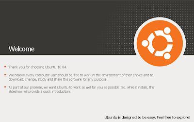 ubuntu 10.04 lucid slideshow