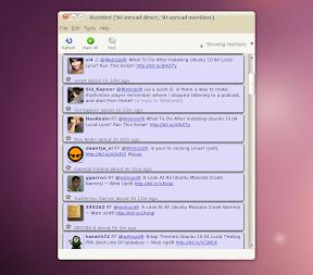 buzzbird 0.7 linux