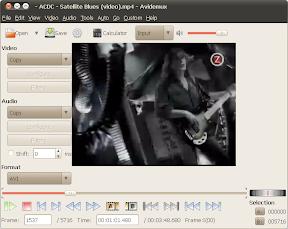 avidemux screenshot ubuntu