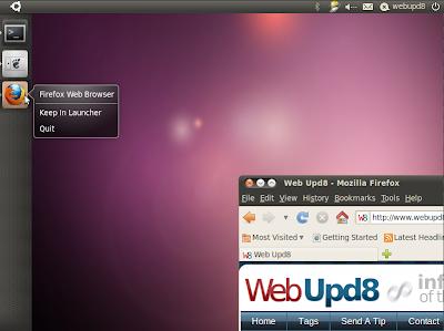 unity ubuntu