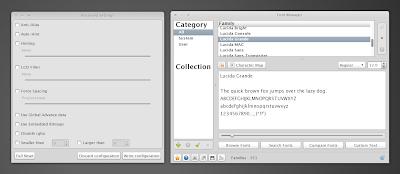 font manager ubuntu