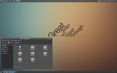 Elegant GNOME Theme
