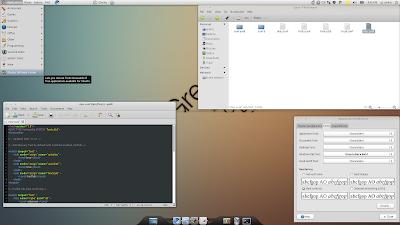 ubuntu font best contrast