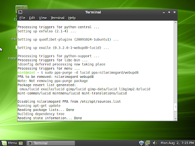 ppa-purge linux mint 9