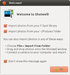 Shotwell import from f-spot