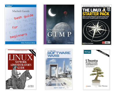 best 20 free linux books