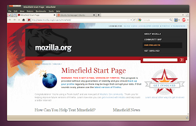 Firefox 4 addon bar
