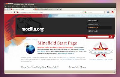 Firefox 4 addon bar