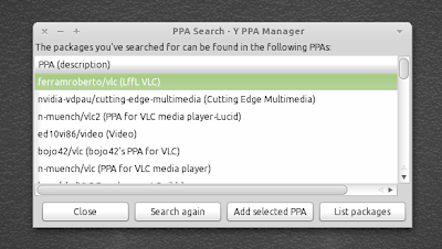 Y PPA Manager Search