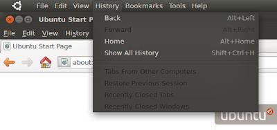 Firefox appmenu