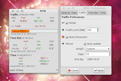 Network traffic monitor