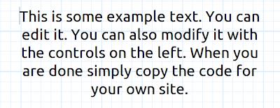 Ubuntu font