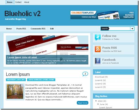 Blueholic V2