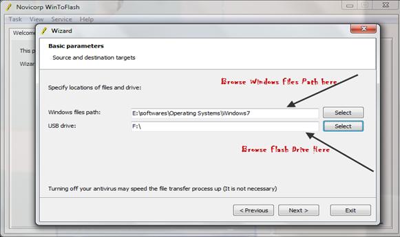 Win2Flash Installer