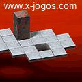 Bloxorz: Leve o bloco retangular ao buraco quadrado