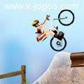 Mountain Bike: Faça manobras radicais na bike ladeira abaixo