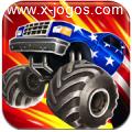 Monster Trucks Nitro 2: Dirija enormes caminhões em percursos com obstáculos