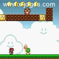 Super Mario Flash 3.0: Jogo de aventura do Super Mario Bros