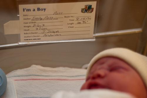 2009-09-21 Baby 4 070