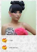 Screenshot of Zaskia Gotik Fans App