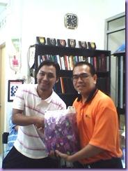 Izuddin Ahayat - 3rd