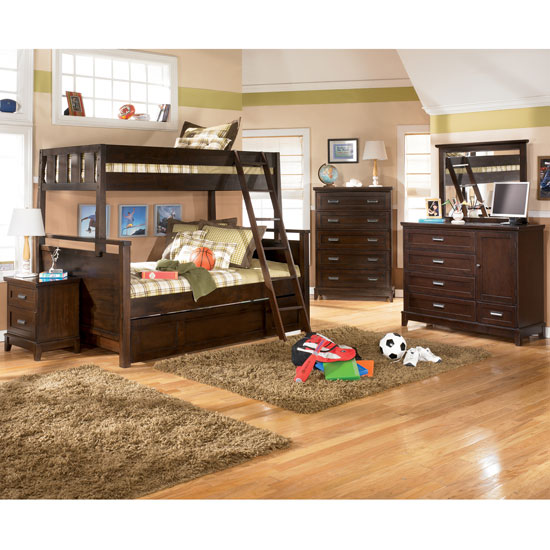 New Benson Youth Bunk Bed Alexander Youth Loft Bed Set