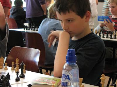 Peter van den Berg won zijn groep