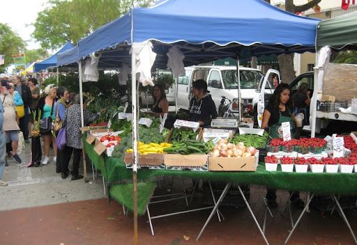 Santa Barbara Farmers Market